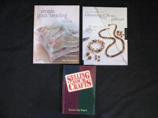 Used Books About Selling Crafts and Making Jewelry