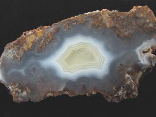 San Carlos Fortification Agate