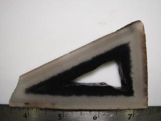 Polyhedroid Lapidary Slab