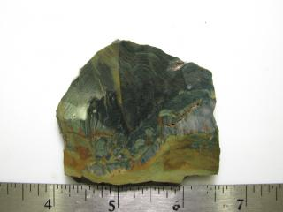 Morrisonite Lapidary Slab