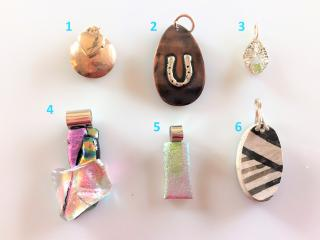 Handcrafted Assorted Pendants for Necklaces