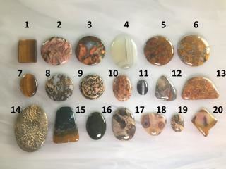 Assorted Designer Cabochons